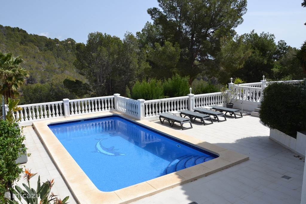 Vakantiehuis Spanje, Costa Blanca, Altea la Vieja Villa Soleada Paradiso
