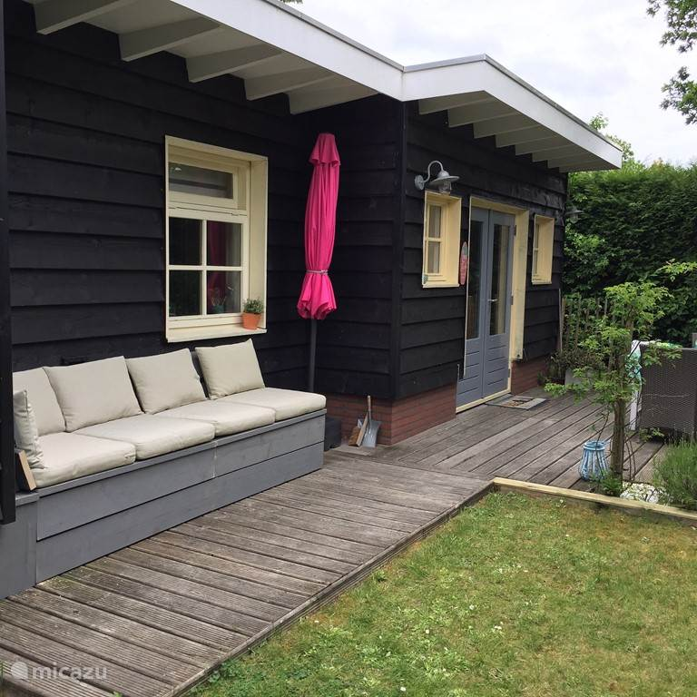 Vakantiehuis Nederland, Zeeland, Zoutelande - bungalow Beachhouse Zeeland