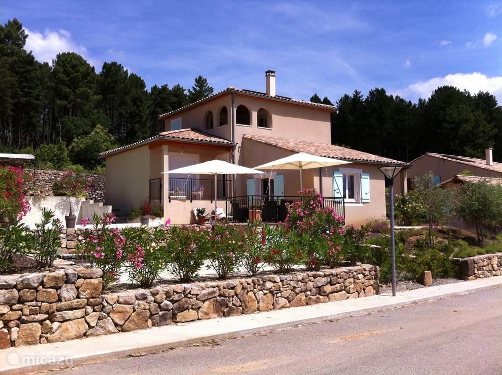 Vakantiehuis Frankrijk, Ardèche, Joyeuse - villa Champ de Corneille