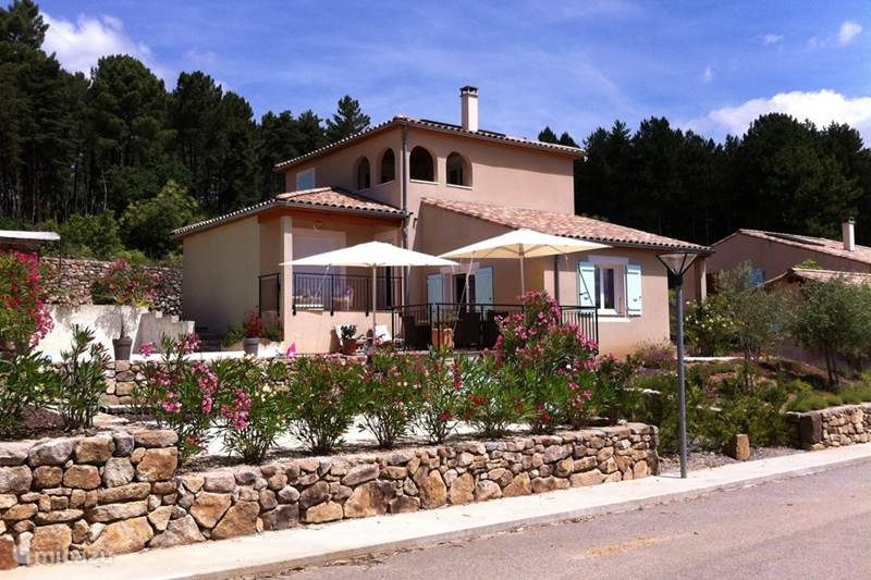 Vacation rental France, Ardèche, Joyeuse Villa Champ de Corneille