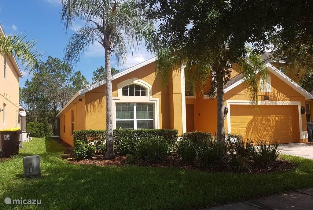 Vakantiehuis Verenigde Staten, Florida, Davenport Villa Top Villa HiJo Residence
