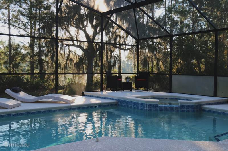 Vacation rental United States, Florida, Davenport Villa Top Villa HiJo Residence