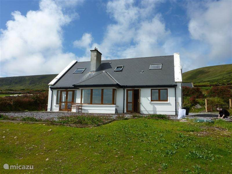 Vacation rental Ireland, Kerry, Ventry holiday house Nead an Iolair
