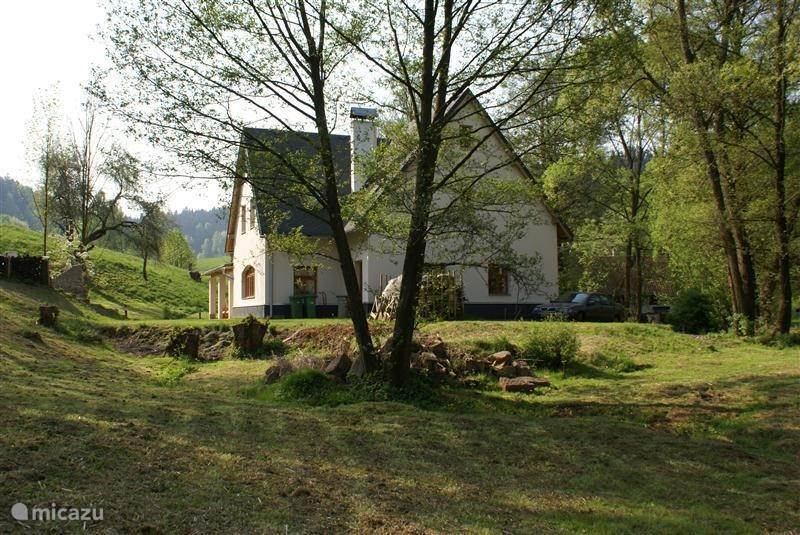 Vacation rental Czech Republic, Bohemia East, Starkov Manor / Castle Modern Delightful Country House