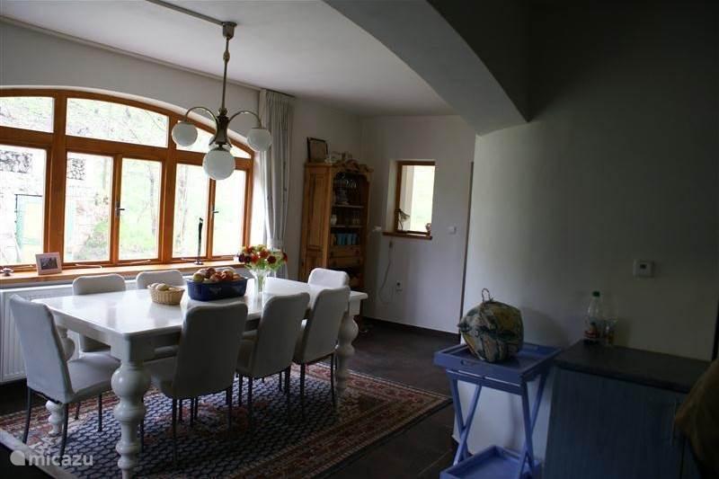 Vakantiehuis Tsjechië, Oost-Bohemen, Starkov Landhuis / Kasteel Modern Sfeervol Landhuis