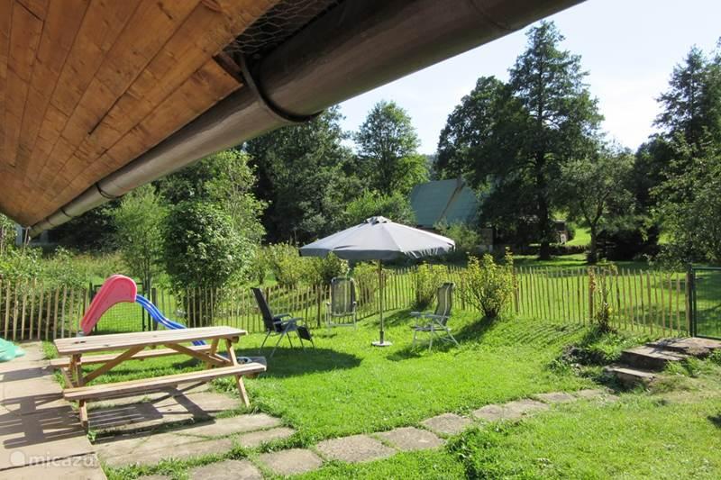 Vacation rental Czech Republic, Giant Mountains, Jivka Vernerovice Holiday house Vakantiehuis JIVKA !