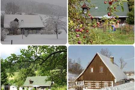 Vacation rental Czech Republic – holiday house Vakantiehuis JIVKA !