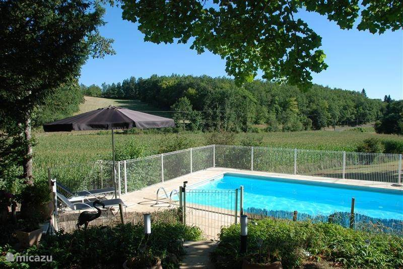 Vacation rental France, Dordogne, Paunat holiday house Les Hirondelles