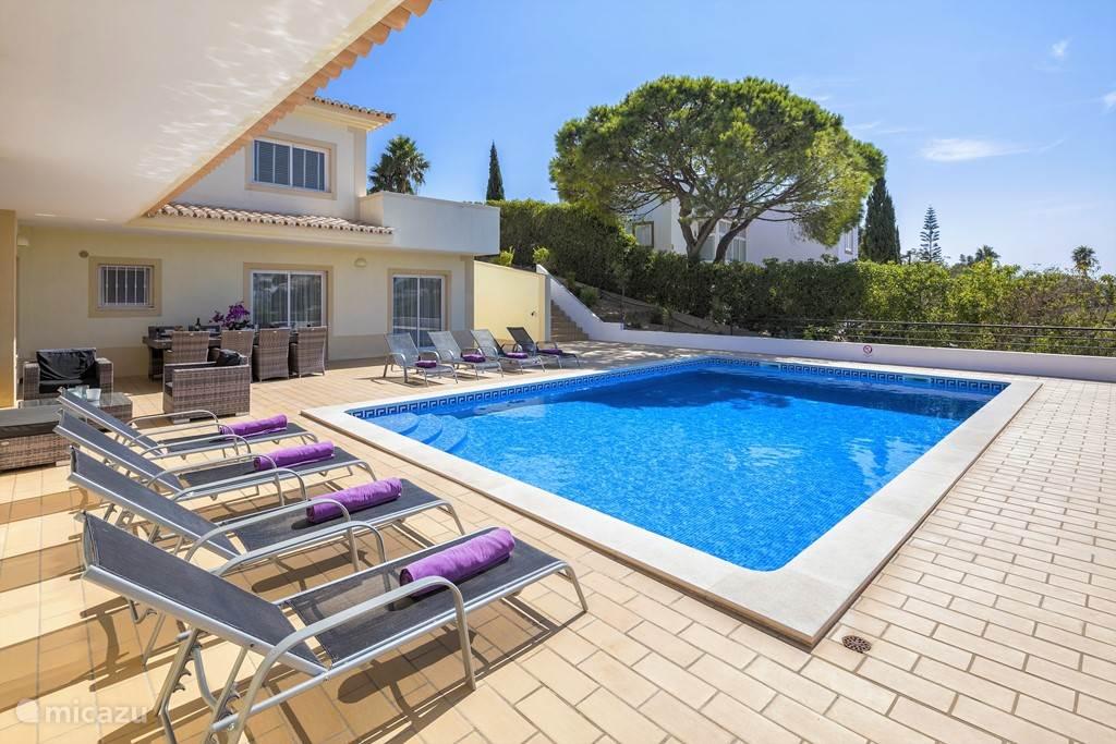 Ferienwohnung Portugal, Algarve, Carvoeiro Villa Villa Andorinha (Die  Schwalbe) ...