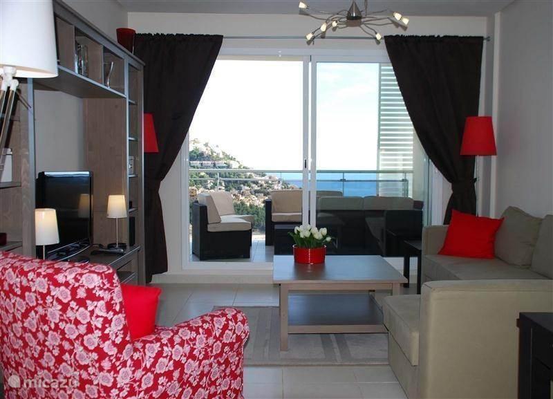 Vakantiehuis Spanje, Costa Blanca, Altea penthouse Penthouse Altea Hills Costa Blanca S