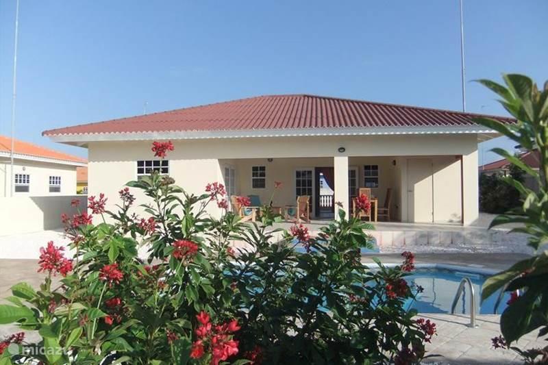 Vacation rental Curaçao, Banda Ariba (East), Santa Catharina Villa Nos Kasita Tropikal