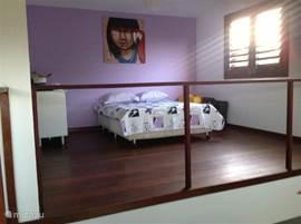2e slaapkamer 1e etage op de  vide .