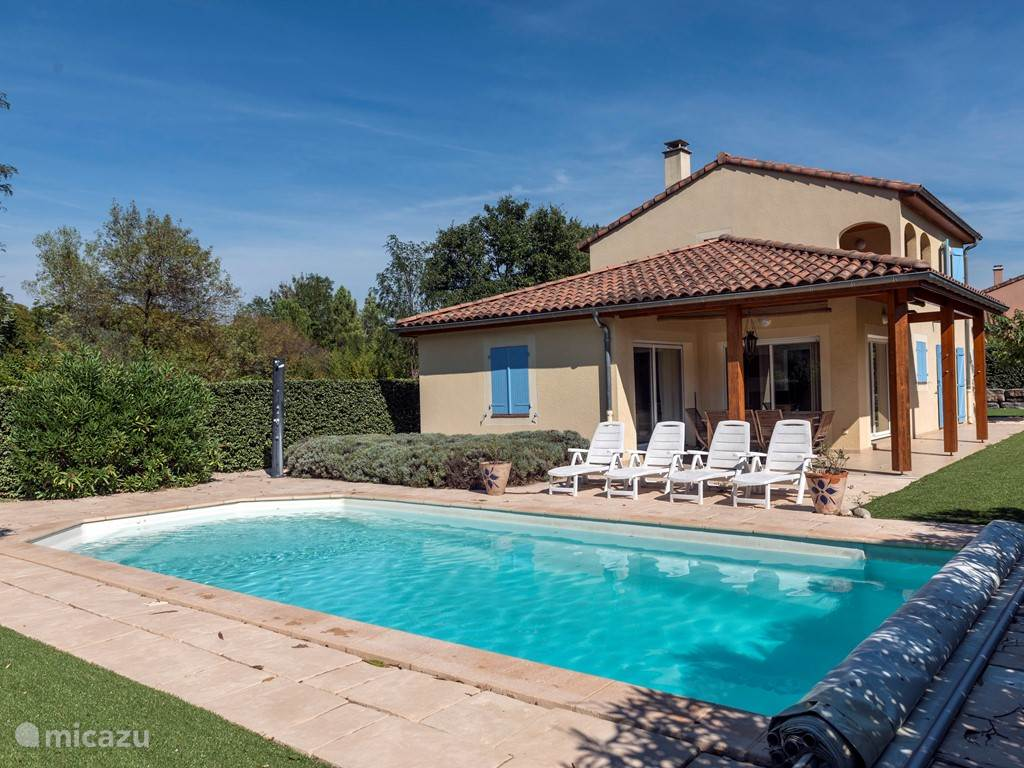 Last-Minute Ferienwohnung Frankreich, Ardèche, Vallon-Pont-d'Arc – villa Villa Les Rives de l'Ardèche