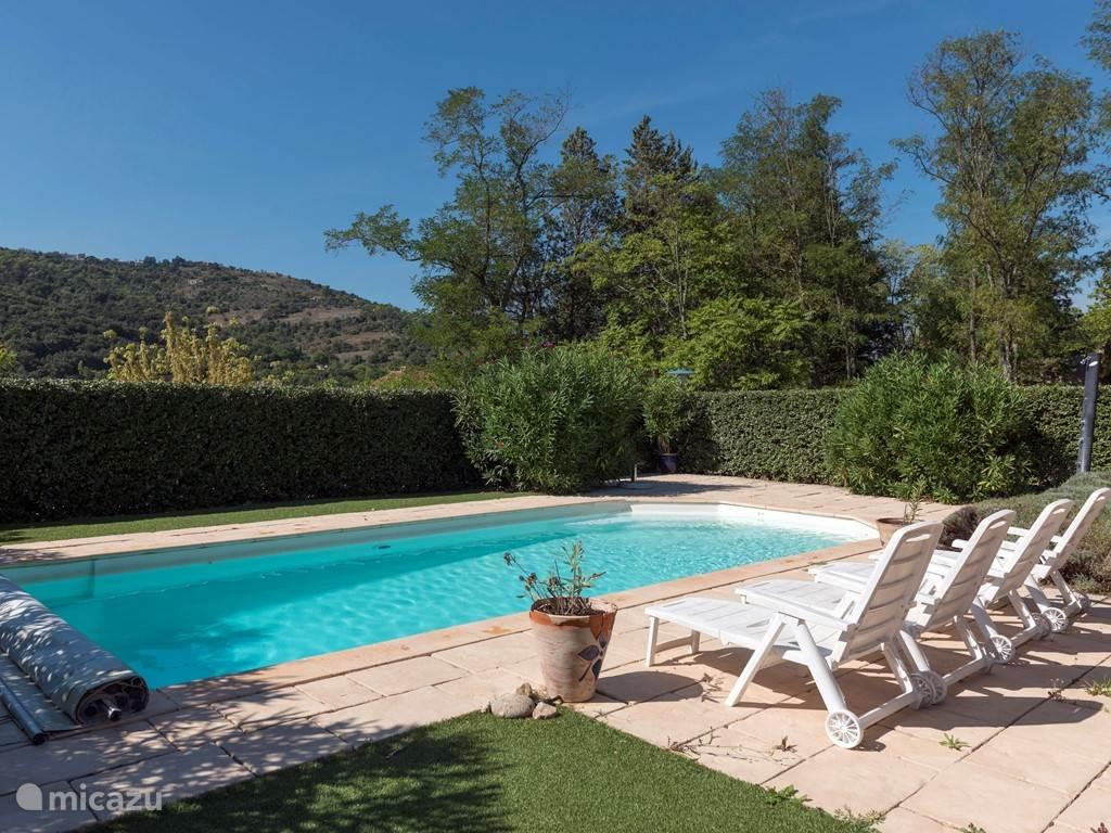 Vakantiehuis Frankrijk, Ardèche, Vallon-Pont-d'Arc Villa Les Rives de l'Ardeche