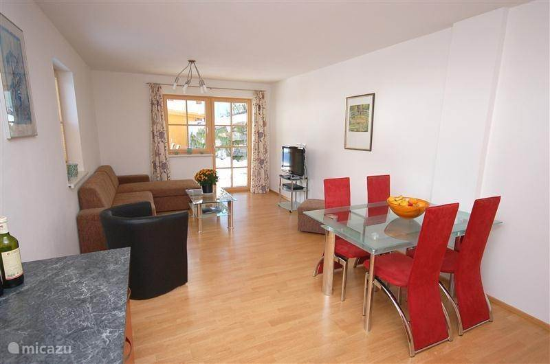 Vacation rental Austria, Salzburgerland, Rauris Apartment Haus Iris apartment 2