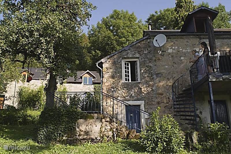 Vakantiehuis Frankrijk, Nièvre, Villapourçon Vakantiehuis Le Petit Morvan