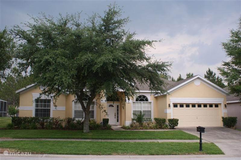 Vacation rental United States, Florida, Davenport villa Villa Marmont