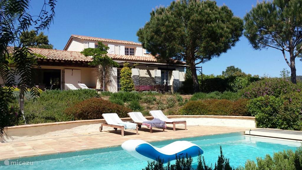 Vacation rental France, French Riviera – villa Villa 'Mas Muguet'