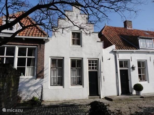 Vakantiehuis Nederland, Zeeland, Kamperland - vakantiehuis Vissershuisje Veere