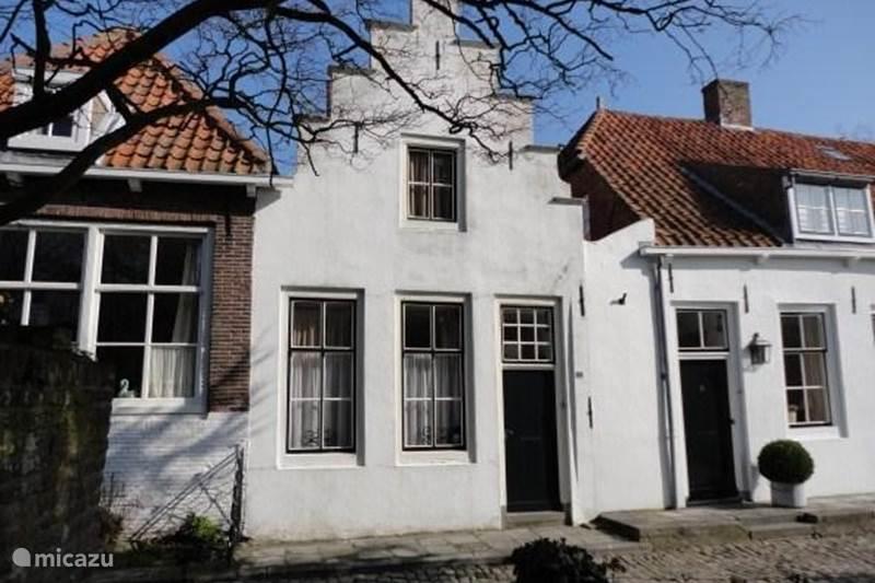 Vakantiehuis Nederland, Zeeland, Veere Vakantiehuis Vissershuisje Veere