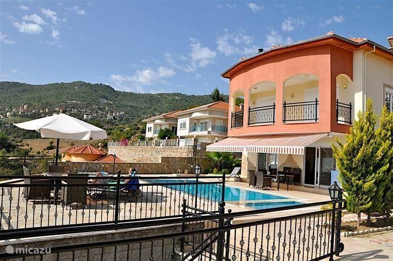 Vakantiehuis Turkije, Turkse Rivièra, Alanya villa Villa Tepe