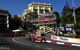 Grand Prix Formula 1 Monaco.