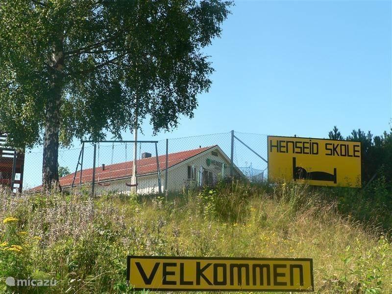 Vakantiehuis Noorwegen, Telemark, Drangedal Appartement Henseid Skole