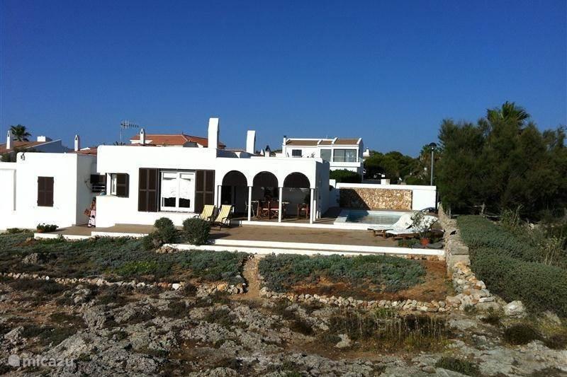 Ferienhaus Punta Rafalera in Cala Blanca Menorca Spanien