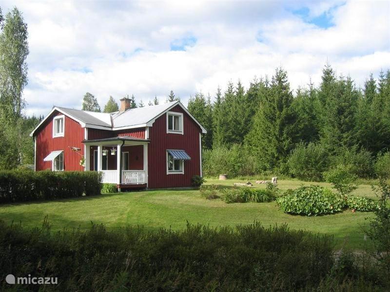 Vakantiehuis Zweden, Värmland, Eksharad - vakantiehuis Villavarmland