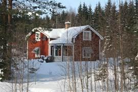 Winter in Zweden....