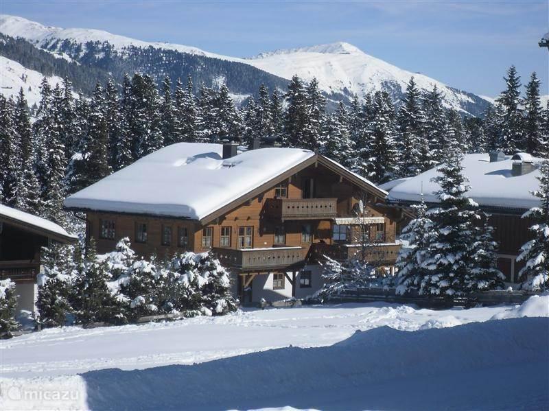 Vacation rental Austria, Salzburgerland, Krimml holiday house Haus Marlene