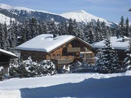 Marlene Haus, located in the Hohe Tauern.Zillertalarena, 5 min walk to the ski lift. Also great for hiking!