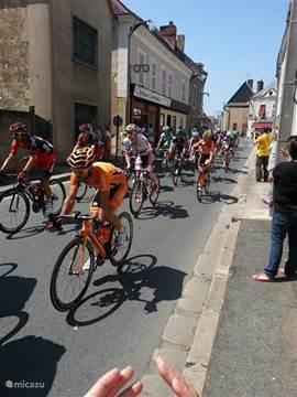 Tour de France; Ieder jaar rijdt de tour door onze prachtige streek. Een aparte beleving zeker de moeite waard voor iedere wielerliefhebber.