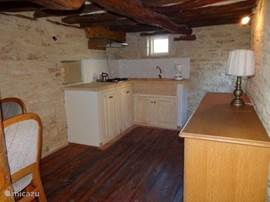 Living room / kitchen outbuilding
