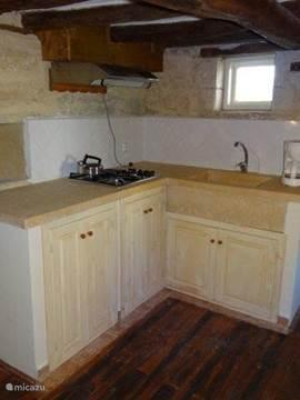 keuken bijgebouw