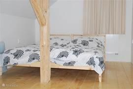 slaapkamer 3 met 3 1-persoons bedden