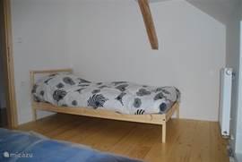 slaapkamer 5 met 2 1-persoons bedden