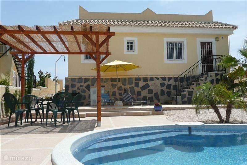 Vakantiehuis Spanje, Costa Cálida, Mazarrón vakantiehuis Casa Camposol