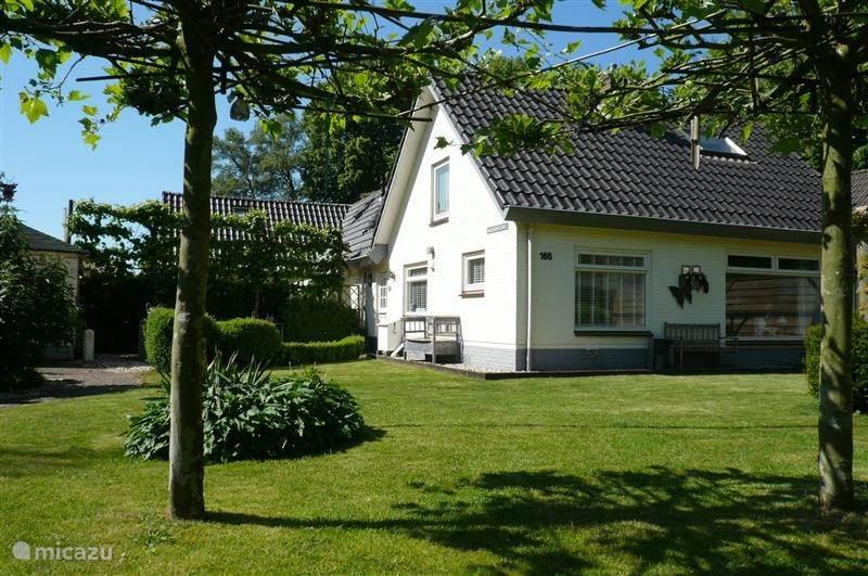 Vakantiehuis Nederland, Gelderland, Hulshorst (Veluwemeer) Vakantiehuis 't Klockhûus