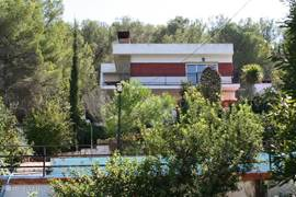 Vrijstaande villa met uitzicht op de Monte Garbi