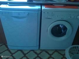 Wasmachine en vaatwasmachine (2010)