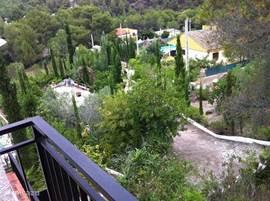 Uitzicht vanaf boven verdieping