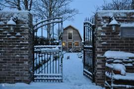 De winter van 2009/2010 zorgde voor prachtige plaatjes.