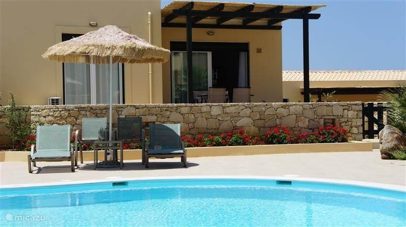 Vakantiehuis Griekenland, Kreta, Panormo - vakantiehuis Villa Aphrodite