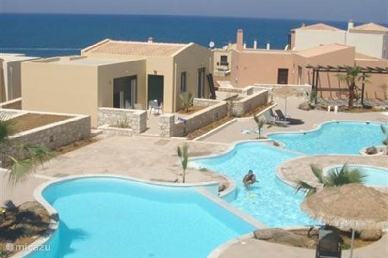 Vakantiehuis Griekenland, Kreta, Panormo Vakantiehuis Villa Aphrodite
