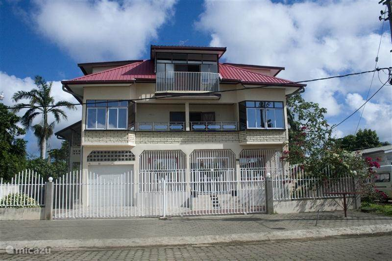 Vakantiehuis Suriname, Paramaribo, Paramaribo appartement Appartementen en Kamers (4)