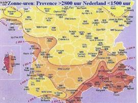 Sunshine in Provence, approximately 2800 hours annually, the Netherlands: ca 1400 hours annually. What are we waiting?