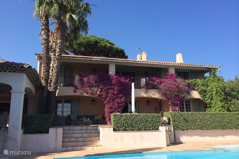 Vakantiehuis Frankrijk, Côte d´Azur, Sainte-Maxime Villa Villa Flaneuse