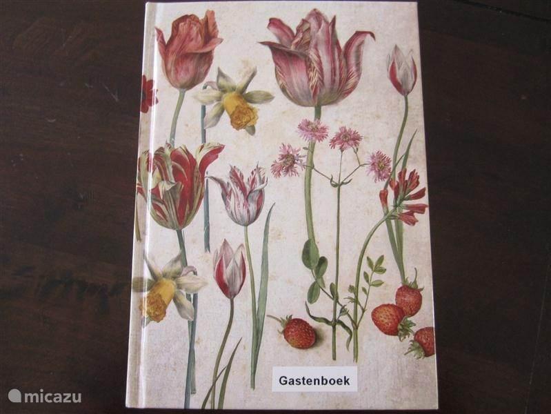 Uit ons gastenboek