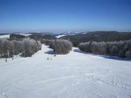 Skigebied Bödefeld (Hunau), ongeveer op 10 minuten vanaf Elpe.